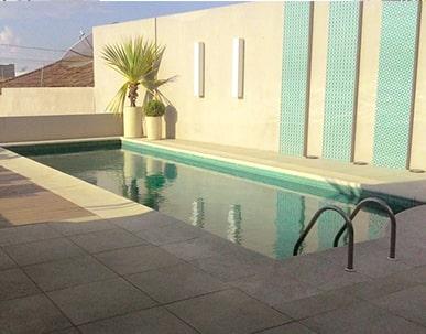 piscina do maraturismo hotel